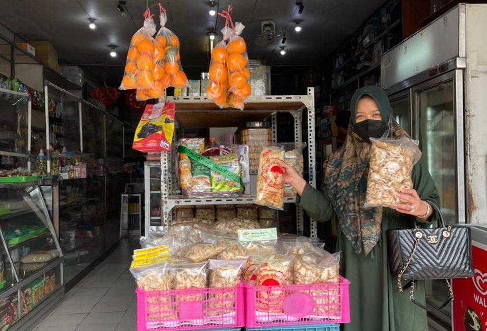 Dewi Aryani Kunjungi Pasar Pagi Kota Tegal  Prokes Jangan Kendor