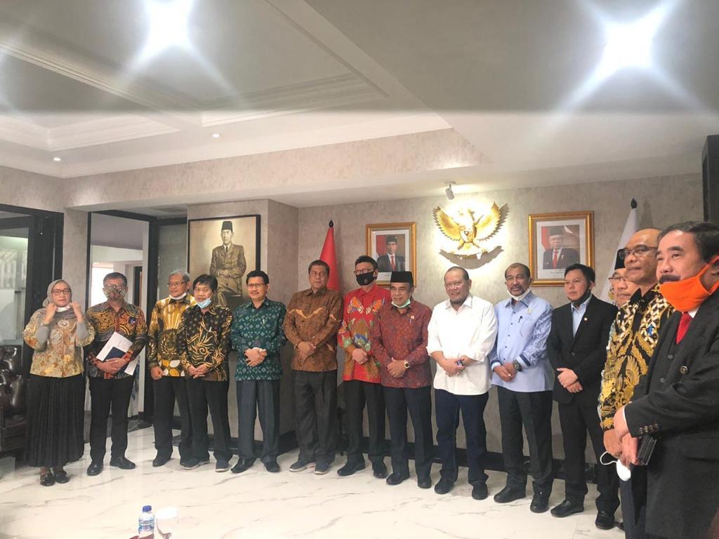 IAIN Bengkulu Menjadi UIN Fatmawati Sukarno, Pimpinan DPD RI; Alhamdulillah, Akhirnya Perjuangan Panjang Tersebut Membuahkan Hasil