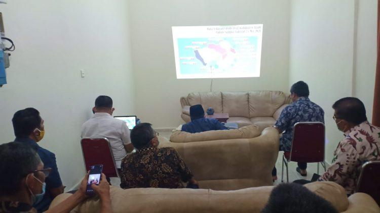 Kabupaten Agam Kembali Dinyatakan Kembali Ke Zona Merah Penyebaran Covid-19