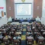 Rapat Paripurna DPRD Kabupaten Karawang Mengagendakan Pansus Pengawasan Minuman Beralkohol (Minol)