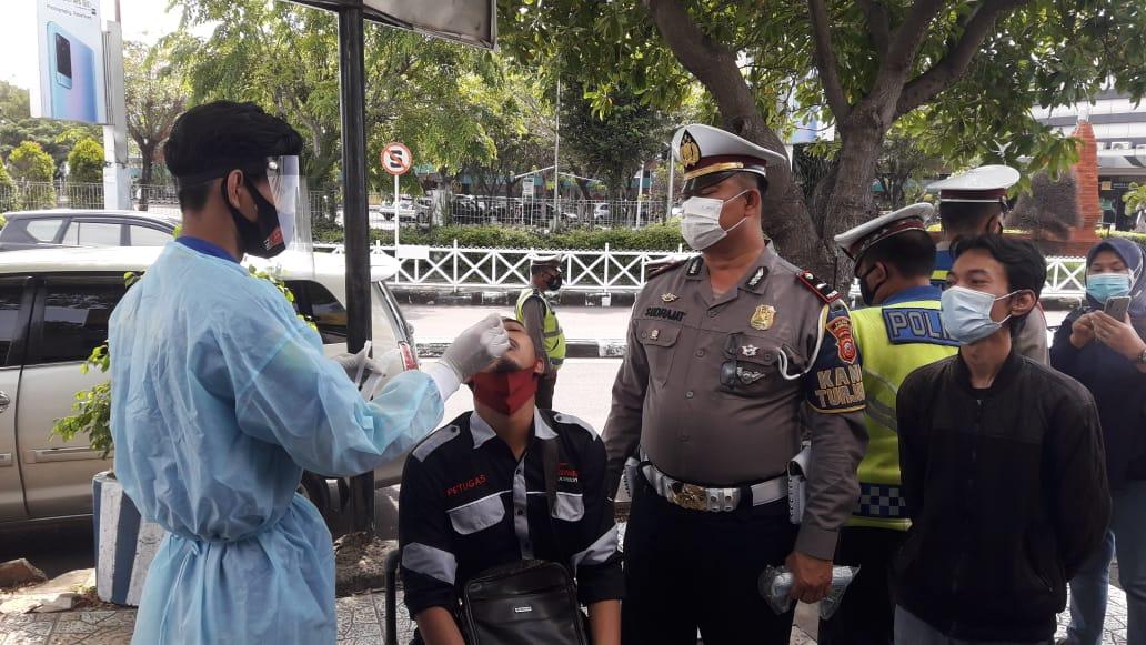 Warga Kota Cirebon Apresiasi Pelaksanaan Pengetatan Pasca Ops Ketupat Lodaya 2021