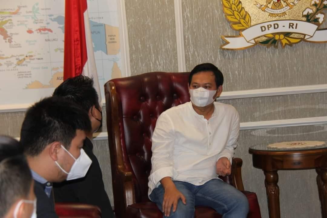 """Sultan B Najamudin: Vaksin Nusantara Berhasil Karena Pak Terawan """"Keras Kepala""""."""