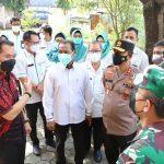 Lonjakan Covid-19 di Kudus Capai 806 Orang, Pangdam IV Diponegoro dan Kapolda Jateng Warning Forkopimda Perketat Prokes 3M dan 3T