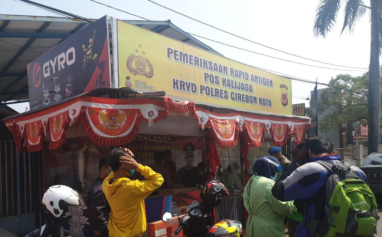 Pasca Ops Ketupat Lodaya 2021, Polres Ciko Gelar KRYD Antisipasi Arus Balik