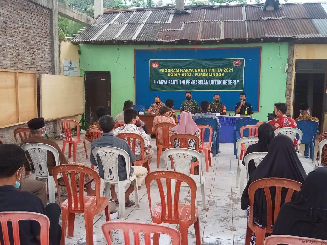 Pipanisasi Sepanjang 2.676 M akan Dilaksanakan di Desa Ponjen
