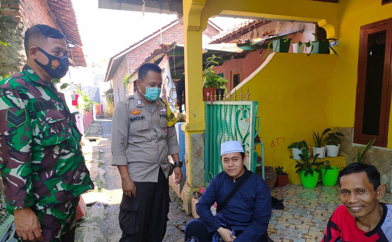 Tingkatkan Pelayanan Polsek Utbar Polres Ciko, Giat DDS Melalui Sambang Bhabinkamtibmas