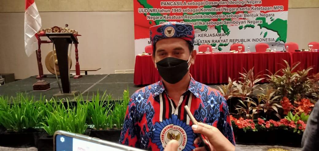 Ditengah Sosialisasi 4 Pilar, FKKC Berharap Tidak Ada Keterlambatan Dana Siltap