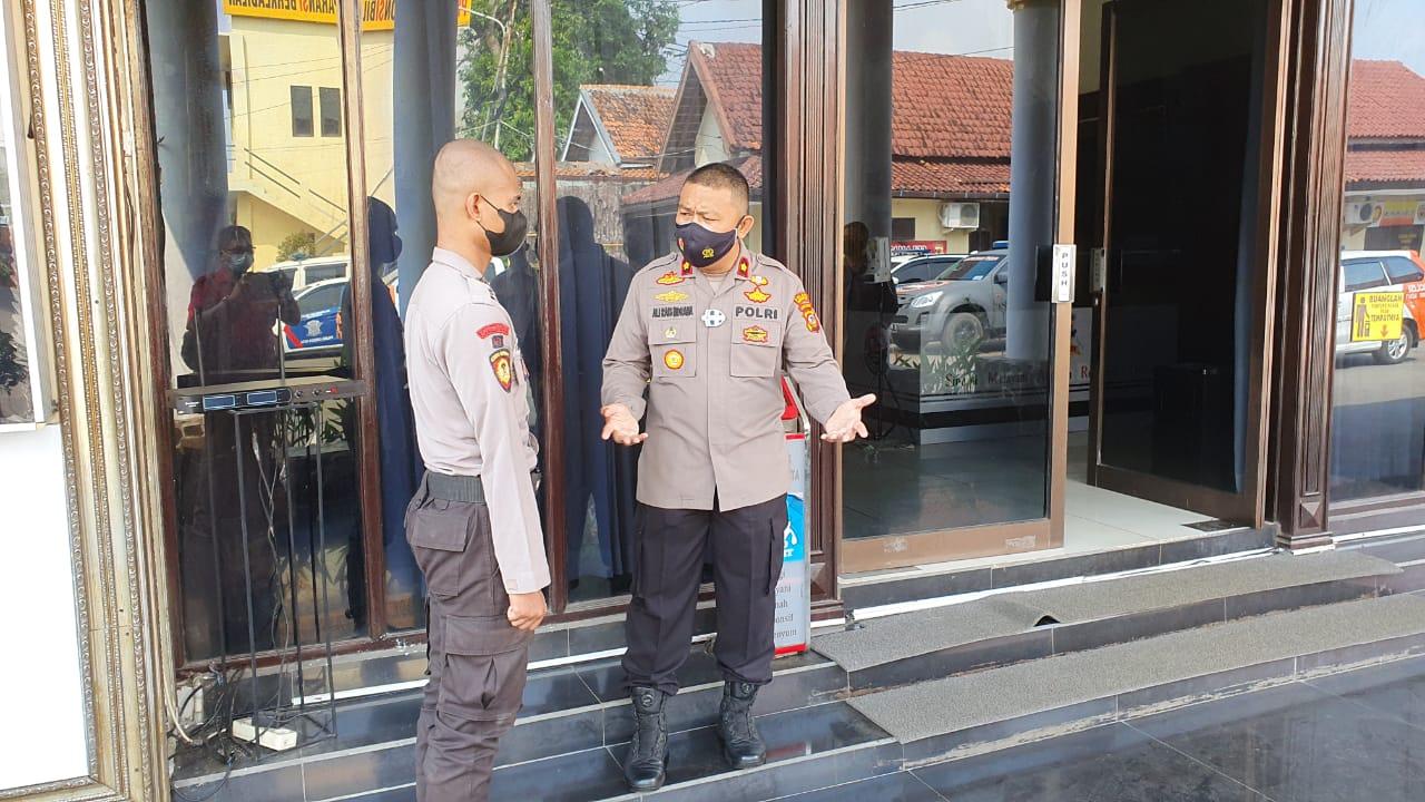 Wakapolres Cirebon Kota Berikan Bimbingan Khusus Personil Polres Cirebon Kota