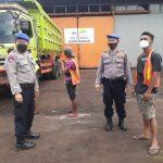 Ciptakan Situasi Aman Perairan, Sat Polairud Polres Cirebon Kota Giat Patroli Laut