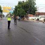Sat Lantas Polres Cirebon Kota, Atur Lalu Lintas Rawan Pagi