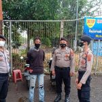 Sisir Praktek Pungli, Patroli Sat Samapta Polres Ciko Berikan Rasa Aman