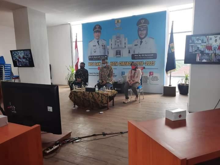 Fitria Ingatkan Warga Kota Cirebon Jalankan Prokes