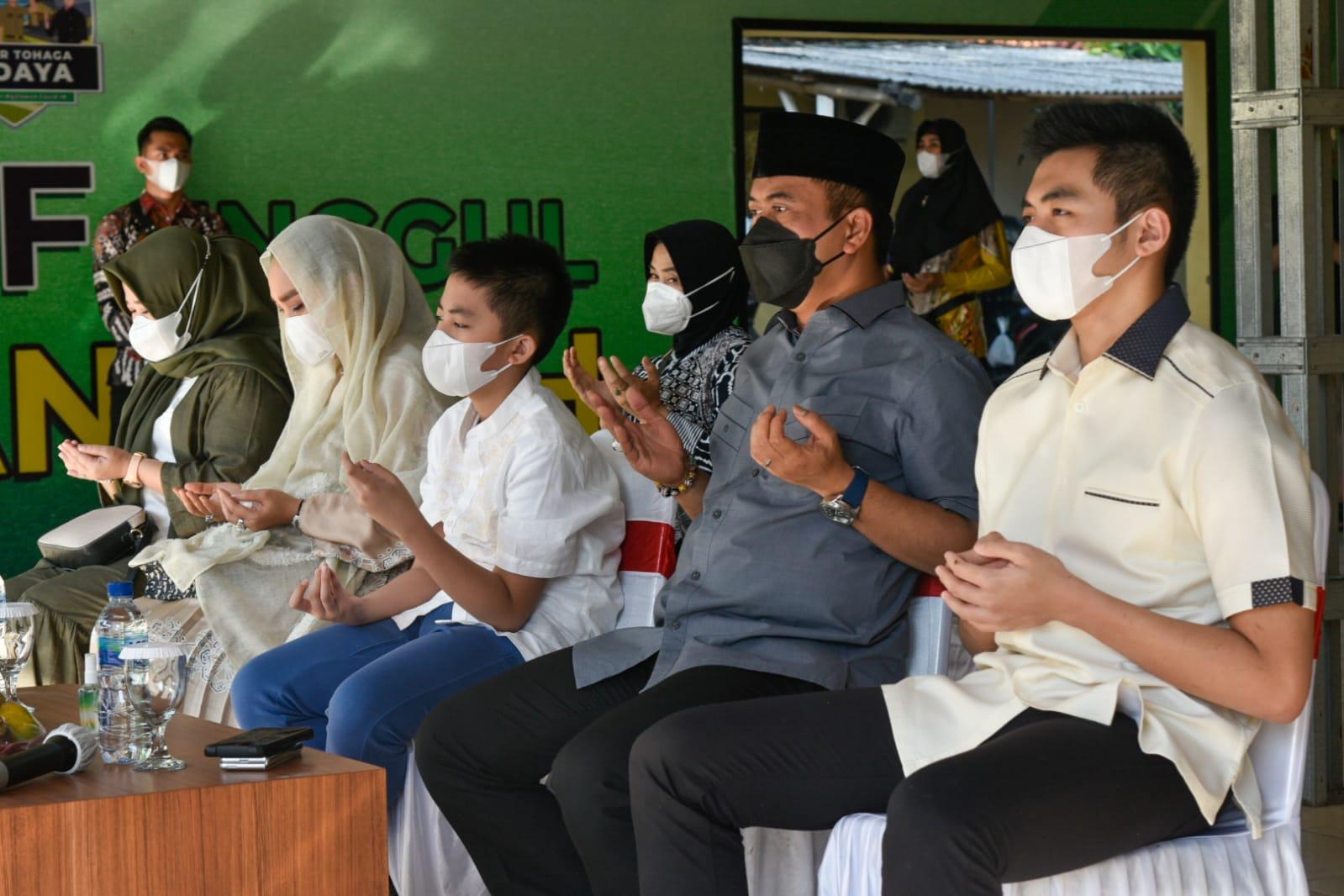 Polresta Cirebon Distribusikan 37 Hewan Kurban ke Sejumlah Pondok Pesantren