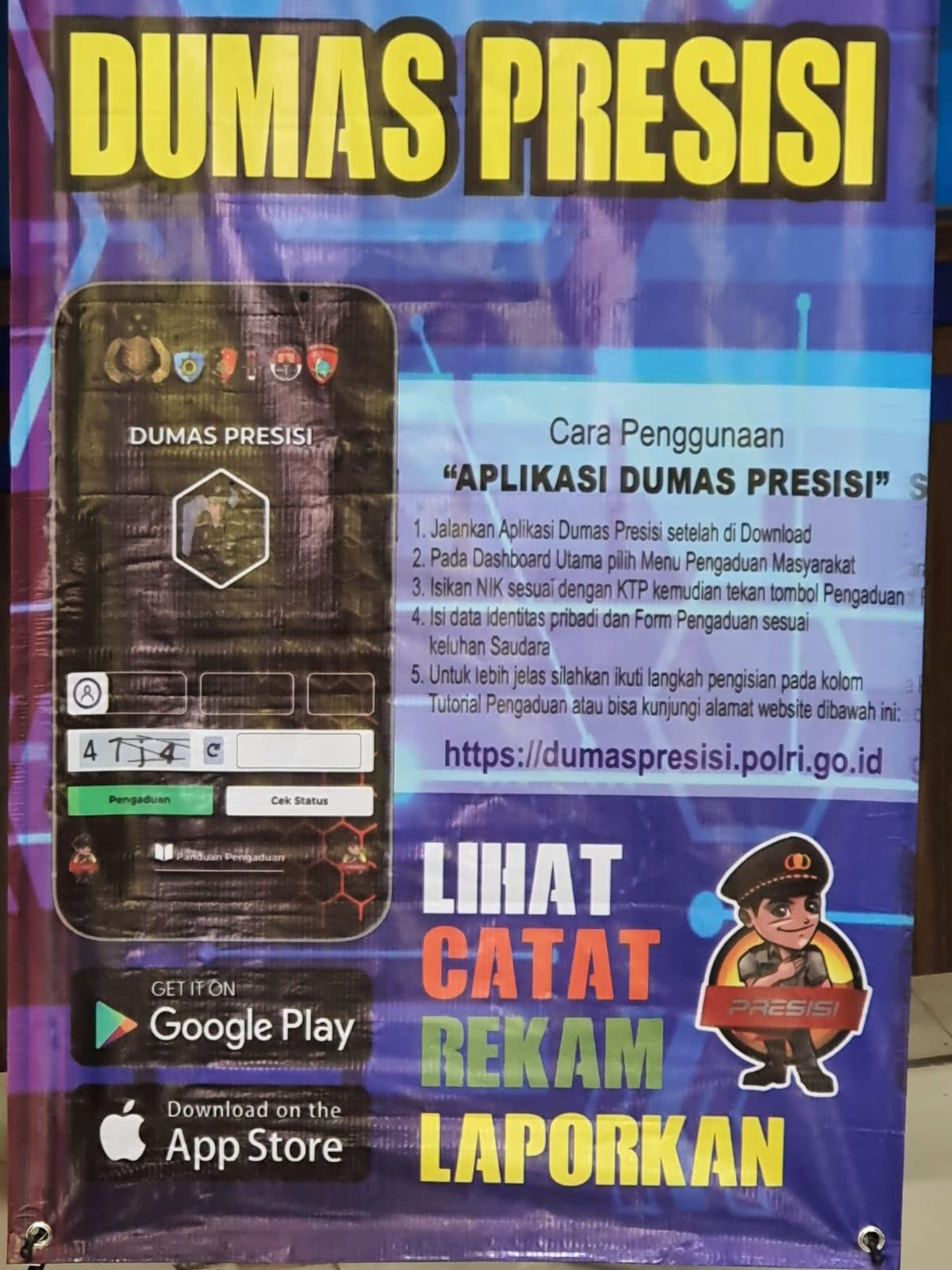 AKBP Dedy Dewantho Pimpin Sosialisasi Dumas Terpadu/Presisi di Polres Cirebon Kota