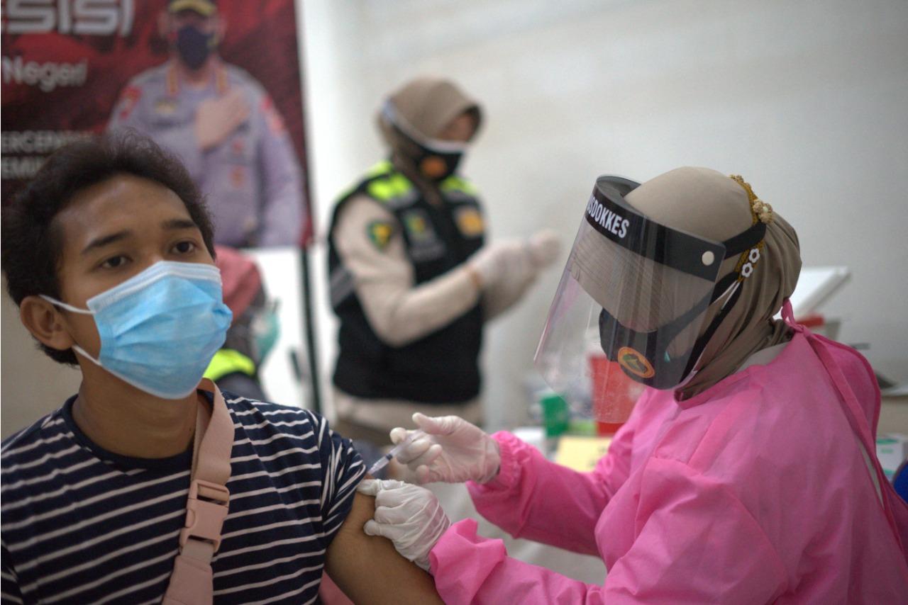 Polres Brebes Sediakan 5.000 Dosis Vaksin GRATIS di Gerai Vaksin Presisi
