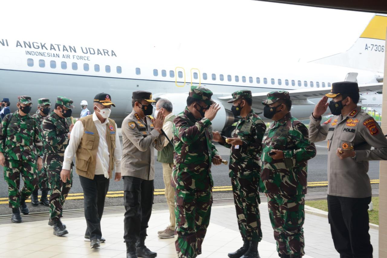 Panglima TNI : TNI-Polri Diberi Tugas Untuk Menyiapkan Isolasi Terpusat