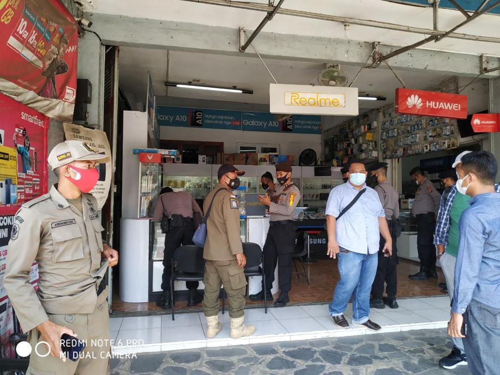 Satgas COVID-19 Polres Majalengka Tindak 11 Pelanggar PPKM Darurat Dekenakan 15 Hari Kurungan Penjara