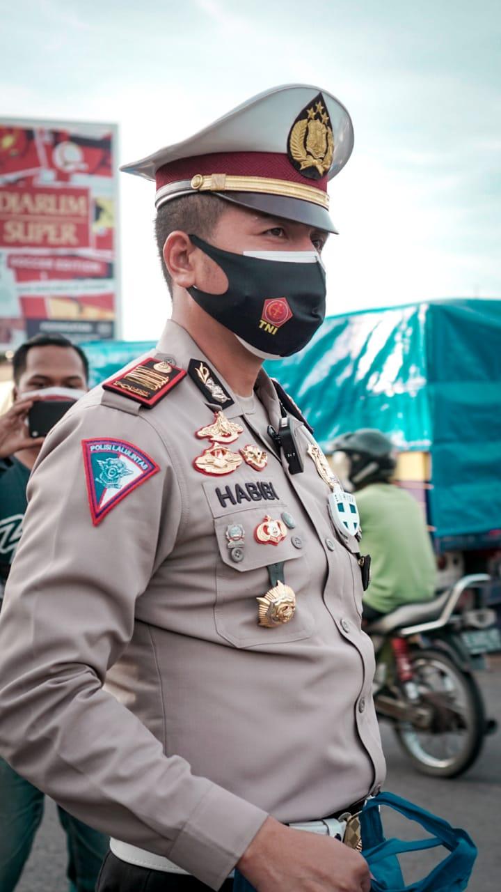 AKP Habibi : 5 Pos Penyekatan Masih Diberlakukan dan Melaksanakan Pemeriksaan, Akses Masuk Kota Cirebon Selama PPKM Level 4