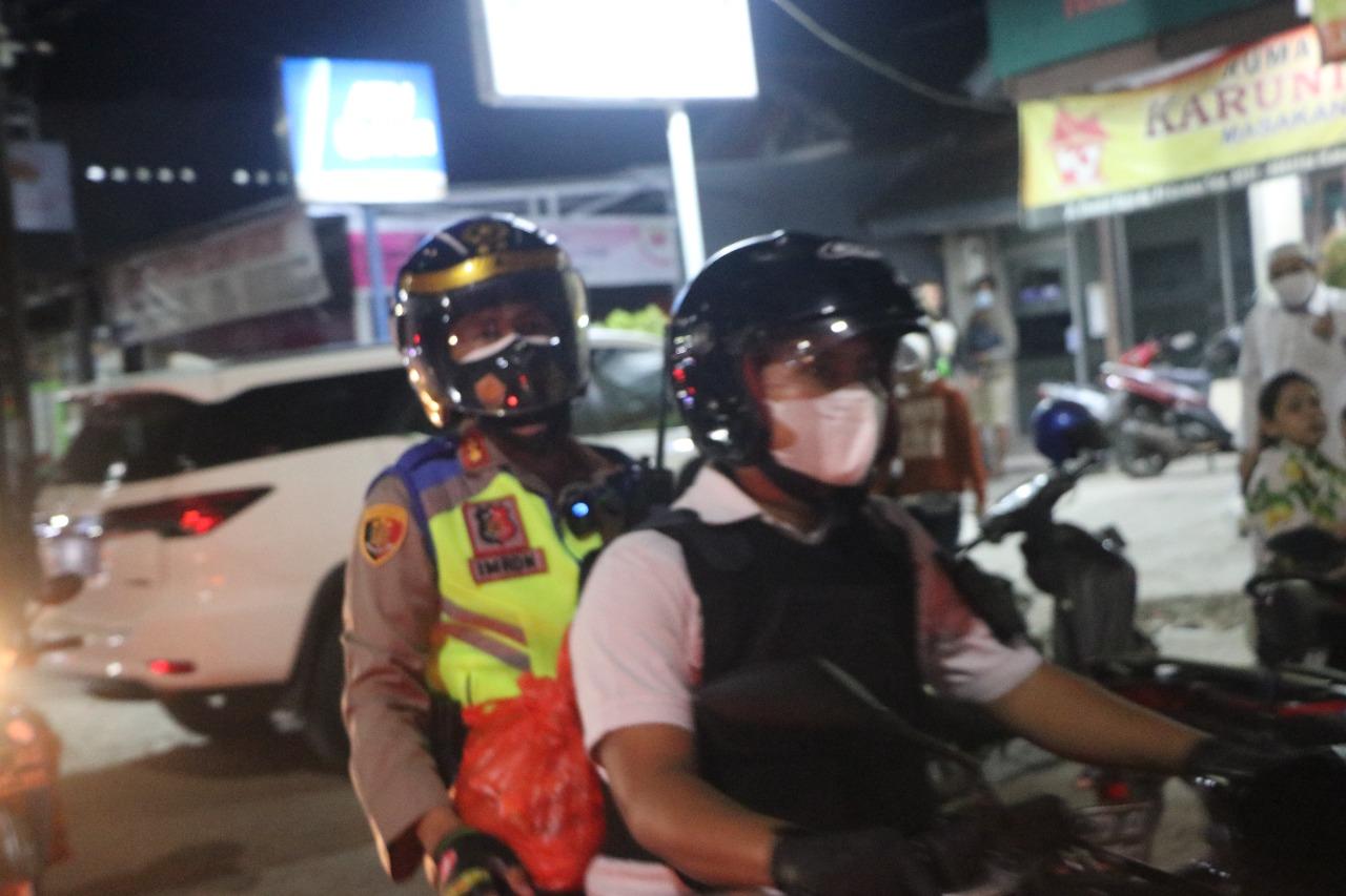 Bansos Sinergitas TNI-POLRI dan Laskar Macan Ali Cirebon, Aksi Nyata Solusi Bagi Masyarakat Terdampak PPKM Level 4