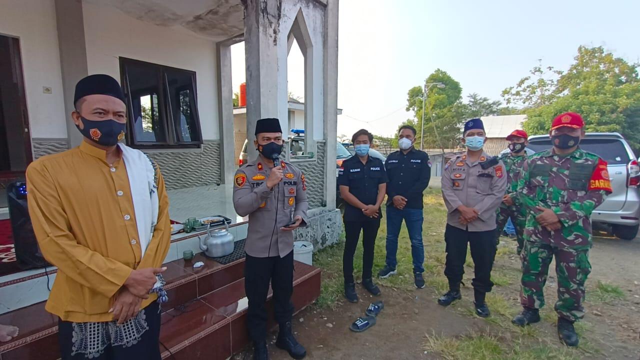 Waka Polres Cirebon Kota Hadiri Bhakti Sosial TNI-POLRI Dalam Rangka Hari Jadi Polwan Ke-73 Tingkat Polres Cirebon
