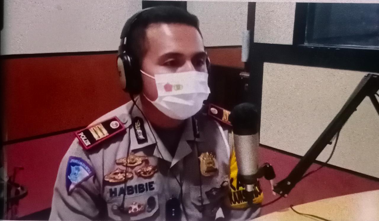 """AKP Habibi, """"Penerapan Ganjil-Genap untuk mengendalikan Covid 19 Dimassa PPKM Level 4 Diwilayah Cirebon Kota"""