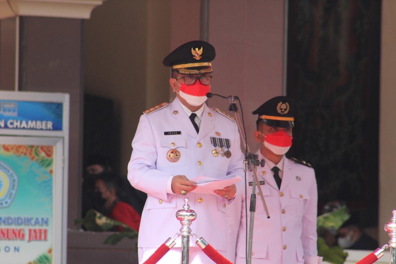 Jadikan HUT Ke-76 RI untuk Wujudkan Indonesia Lebih Tangguh dalam Hadapi Semua Persoalan