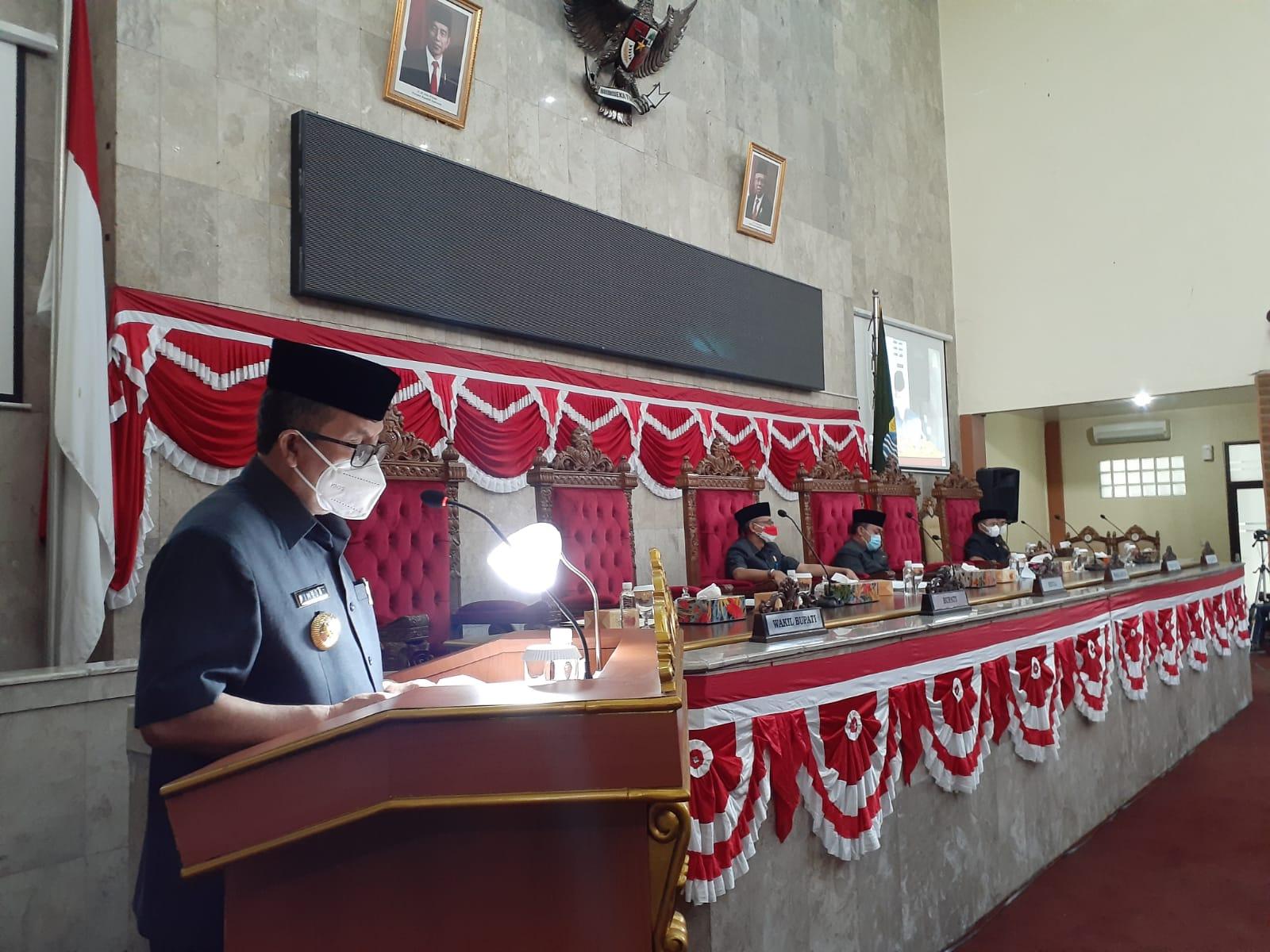 """Bupati Imron, """"Ada Delapan Prioritas Pembangunan di Kabupaten Cirebon"""""""
