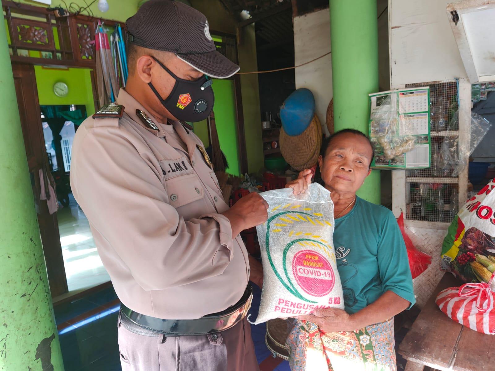 Polresta Cirebon Peduli menyasar ke Warga Desa Japura Lor dan Japura Kidul