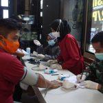 Strategi Jemput Bola Vaksinasi Dilaksanakan Kodim Purbalingga