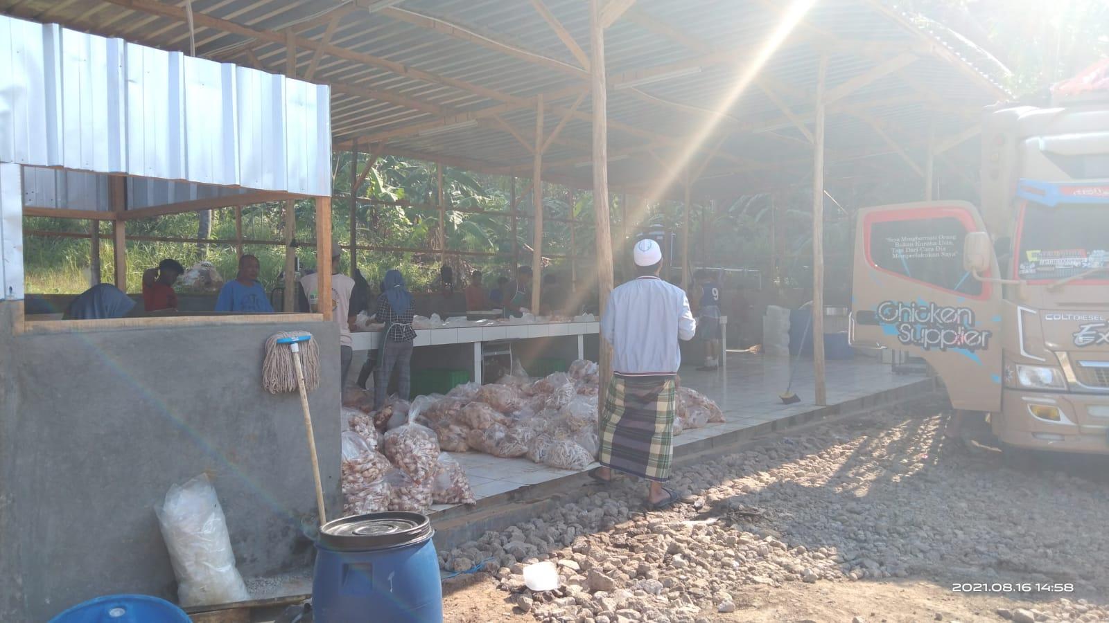 Belum Berizin, Rumah Potong Ayam JamBro Layak Ditutup Satpol PP