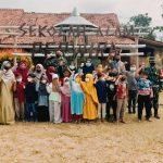 Bintara TNI Asal Papua Latih PBB di Sekolah Alam Perwira Purbalingga