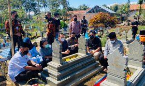 Kapolres Majalengka Bersama Forkopimda Hadiri Kunjungan Kejagung RI di Majalengka