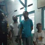 Guna Pelayanan Polisi Yang Presisi, Bhabinkamtibmas Cipkon Kampung Binaannya Sampai Dinihari
