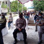 Kabag LOG Polres Cirebon Kota Hadiri Baksos Dalam Rangka HUT TNI ke 76