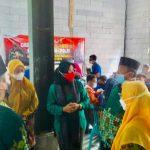 Apresiasi Vaksinasi di Muhammadiyah, Fitria : Mari Berjuang Bersama Terbebas dari Covid-19