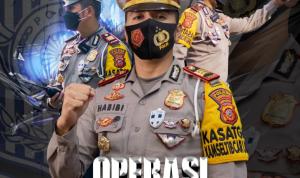 Sat Lantas Polres Cirebon Kota Siap Laksanakan Ops Patuh Lodaya 2021