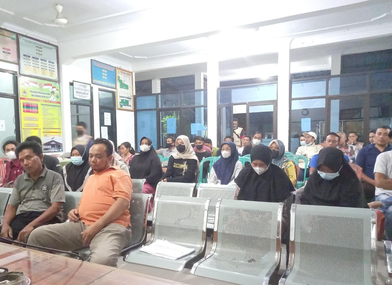 Sinergitas TNI-POLRI Monitor Persiapan Pembentukan Anggota KPPS