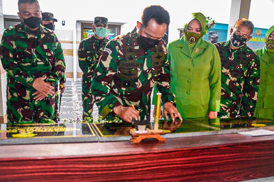 Pangdam III/Siliwangi Resmikan Tiga Fasilitas Instalasi Canggih Bagi Masyarakat Cirebon