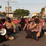 Kapolres Cirebon Kota Apresiasi Mahasiswa, Unjuk Rasa Tertib dan Damai